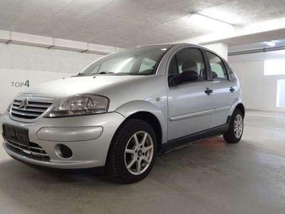 gebraucht Citroën C3 1,4 HDi First 2