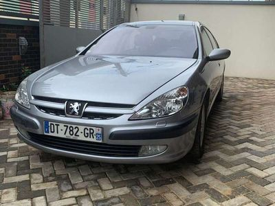 gebraucht Peugeot 607 V6 210 Sport