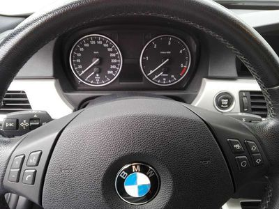 gebraucht BMW 320 3er-Reihe d Efficient Dynamics Limousine