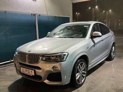 gebraucht BMW X4 xDrive 30d Aut.