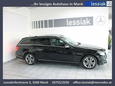 gebraucht Mercedes E220 BlueTEC 4MATIC Avantgarde A-Edition Aut.