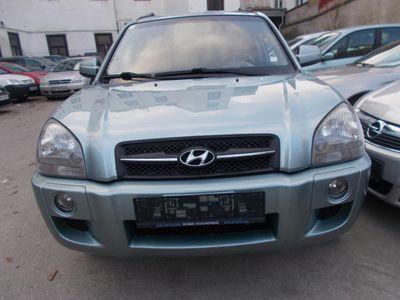gebraucht Hyundai Tucson 2,0 Style CRDi VGT 4WD DPF