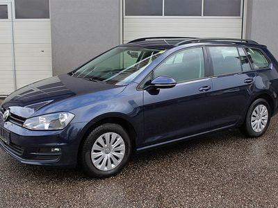 gebraucht VW Golf Variant Trendline BMT 1,6 TDI