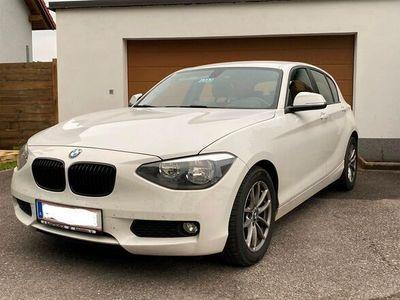 gebraucht BMW 114 i Ö.-Paket Fließheck