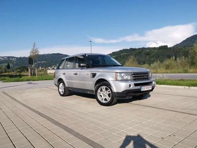 gebraucht Land Rover Range Rover Sport 2,7 TdV6 SE