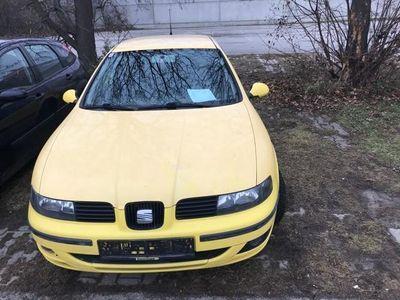 gebraucht Seat Leon 1,9 Samba TDI