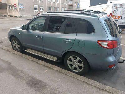 gebraucht Hyundai Santa Fe 2.2 Kombi / Family Van