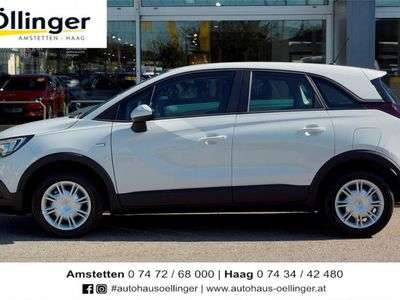 gebraucht Opel Crossland X Edition 1.2 Turbo prompt !!