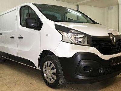 gebraucht Renault Trafic L2H1 Netto: 14.666,- Navi Tempomat