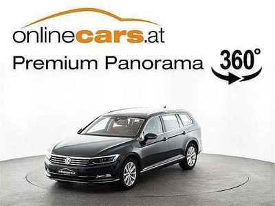 brugt VW Passat Variant HL 2,0 TDI LEDER HEAD-UP AHK LED... Kombi / Family Van,