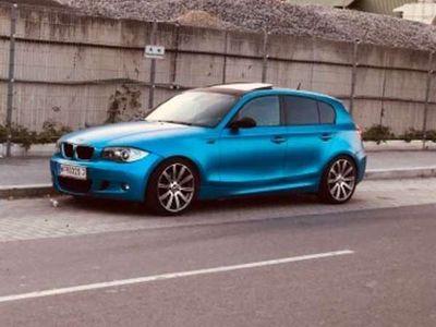 gebraucht BMW 120 1er-Reihe Diesel (E87) Österreich-Paket Aut.