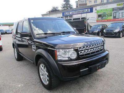 "gebraucht Land Rover Discovery 4 2,7 TdV6 S ""7-SITZER"""