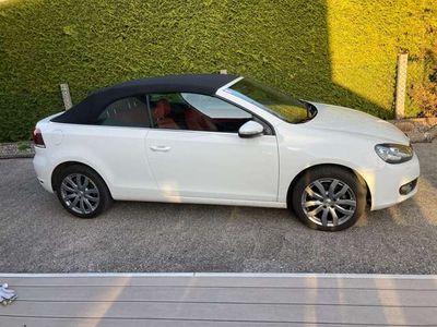 gebraucht VW Golf Cabriolet Cabrio Sky BMT 1,6 TDI DPF