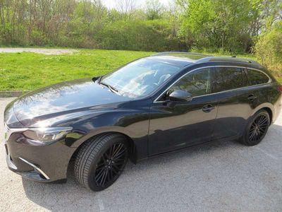 gebraucht Mazda 6 6KOMBI SPORT ALLRAD Kombi / Family Van