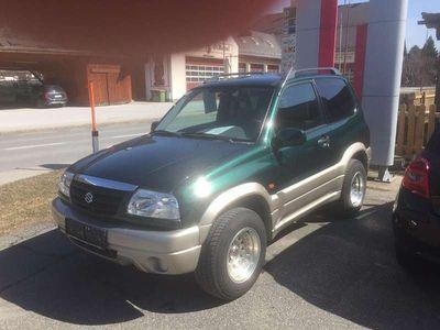 gebraucht Suzuki Grand Vitara Vitara1,6 VX Wide SUV / Geländewagen