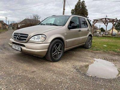 gebraucht Mercedes ML320