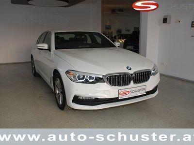 Verkauft BMW 520 5er-Reihe d Aut  LP:  , gebraucht 2018, 11 220 km