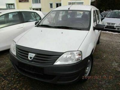 gebraucht Dacia Logan MCV 1,4 MPI Kombi / Family Van