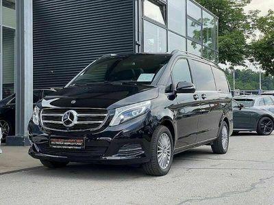gebraucht Mercedes V250 d 4MATIC lang Exclusive Aut., Kamera, LED, SBL,...