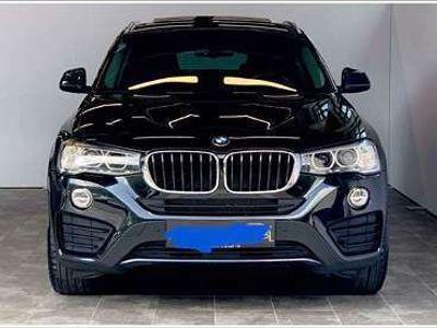 gebraucht BMW X4 2.0 Limousine