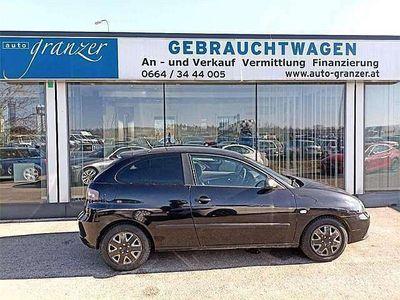 gebraucht Seat Ibiza Reference (6L1) Limousine
