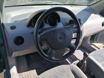 gebraucht Chevrolet Kalos / DaewooKlein-/ Kompaktwagen