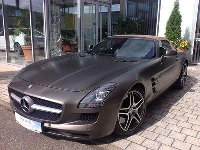 gebraucht Mercedes SLS AMG Roadster Aut.
