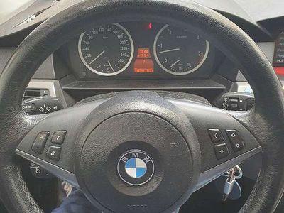 gebraucht BMW 530 5er-Reihe d pickerl bis juni 2022 monat VIELE NEUE TEILE Limousine