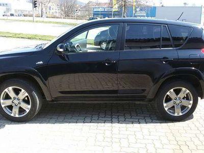 """gebraucht Toyota RAV4 Modell """"Executive"""" 2,2 DCAT Allrad SUV / Geländewagen"""