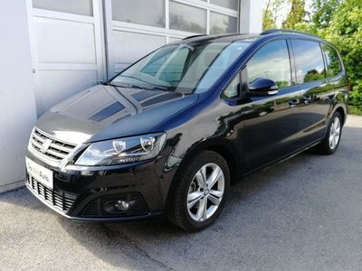 gebraucht Seat Alhambra Executive Plus TDI 4Drive