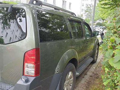 gebraucht Nissan Pathfinder 2,5 dCi LE DPF