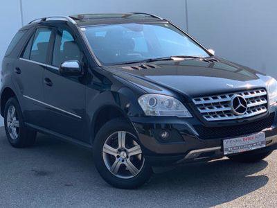 gebraucht Mercedes ML280 M-KlasseCDI 4MATIC Aut. DPF SUV / Geländewagen,