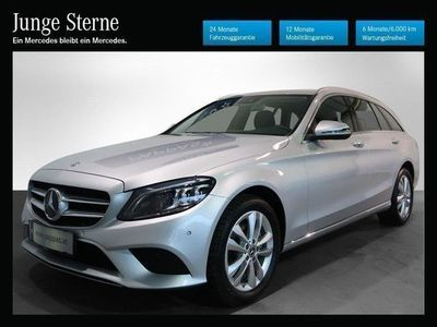 used Mercedes C200 d T Aut.