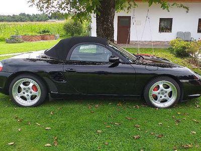 gebraucht Porsche Boxster S Boxster3,2 Cabrio / Roadster