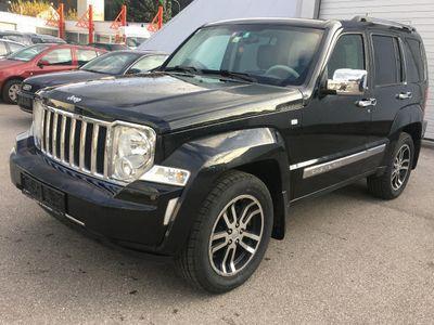 gebraucht Jeep Cherokee 2,8 Limited CRD Aut.