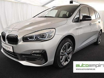 gebraucht BMW 218 Gran Tourer 2er-Reihe iA Sport LED/NAV/D-ASSIST/H-UP/17 Kombi / Family Van