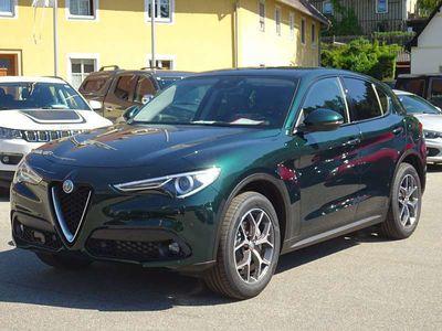 gebraucht Alfa Romeo Stelvio Super 2,2 ATX AWD SUV / Geländewagen