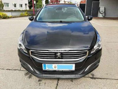gebraucht Peugeot 508 SW 1,6 BlueHDI 120 S