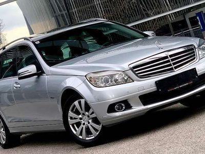 gebraucht Mercedes C220 C-KlasseT Avantgarde BlueEfficiency CDI Aut.**Garantie bis zu 24 Mon.** Kombi / Family Van