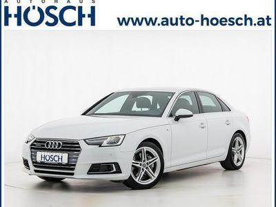 gebraucht Audi A4 2,0 TDI quattro Sport S-Line S-tronic LP: 67... Limousine,