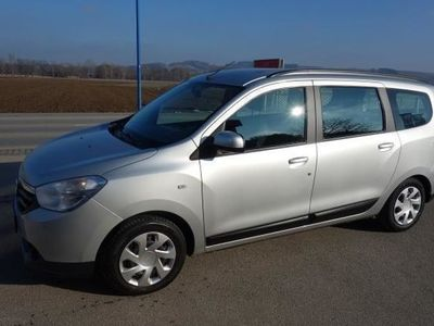 gebraucht Dacia Lodgy Laur.dCi110 5S