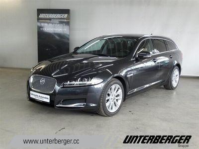 gebraucht Jaguar XF Sportbrake 2,2 Diesel Luxury Kombi / Family Van