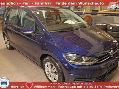 gebraucht VW Touran 1.5 TSI Trendline, 7Sitzer, Winterpaket, AppCon...