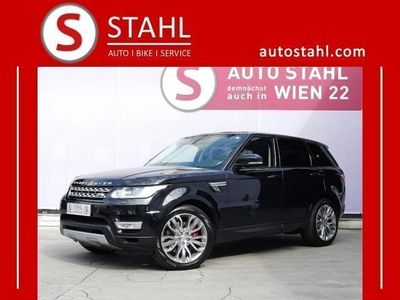 used Land Rover Range Rover Sport 3,0 SDV6 HSE | AUTO STAHL WIEN 20