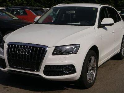 gebraucht Audi Q5 2,0 TDI quattro DPF S-tronic Xenon PLus,Volllacki