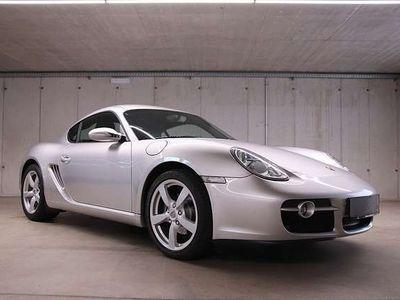 gebraucht Porsche Cayman 2,7 *Ö- Auto*Handschalter*Ein Traum*