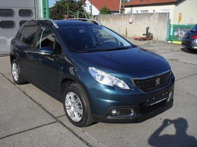 gebraucht Peugeot 2008 1,6 BHDI S&S - Style - Sondermodell