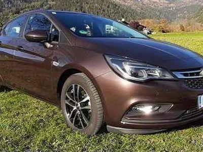 gebraucht Opel Astra 4 Turbo (125PS) Ecotec Edition Start/Stop Limousine