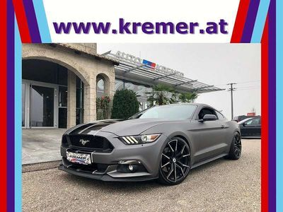 gebraucht Ford Mustang 2,3 EcoBoost Cabrio Aut.