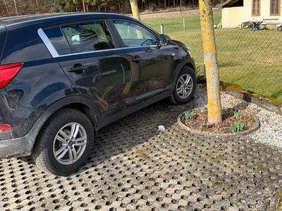 gebraucht Kia Sportage 1,7 CRDI SUV / Geländewagen